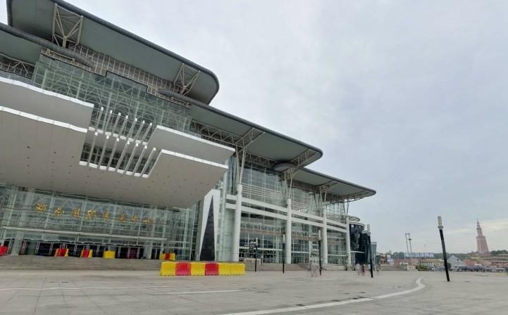 湖南省会展中心