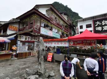 桂林陽朔西街