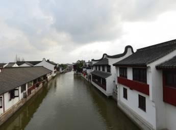 上海召稼樓古鎮