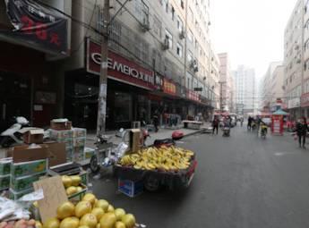 河南郑州沙门村