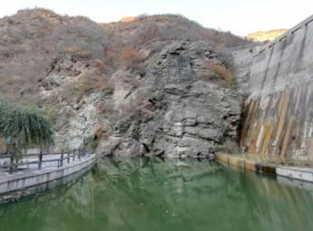 北京双龙峡自然风景区