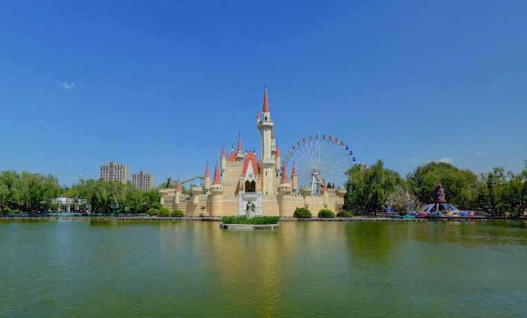 北京石景山游乐园