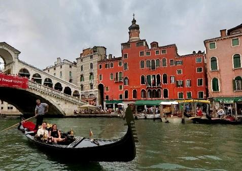 威尼斯水上都市