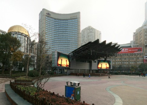 上海南京路之王寶和大酒店