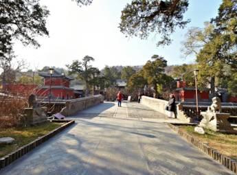 北京西山大觉寺