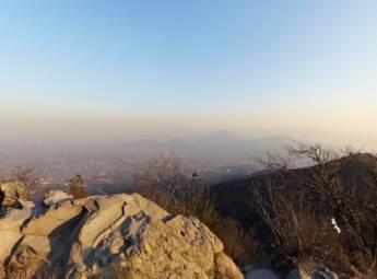 北京鹫峰森林公园