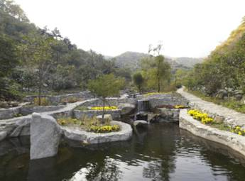 北京市怀柔区渤海镇响水湖养生大峡谷
