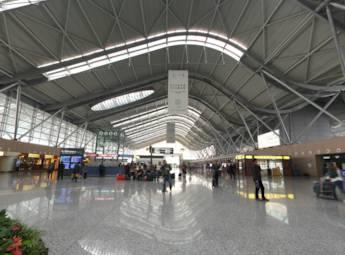 河南新郑机场