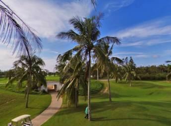 海南--博鳌酒店及高尔夫球场