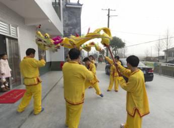 春节纪实-乡下过年