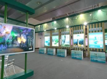 2014浙江(山东)旅游交易会—丽水展区