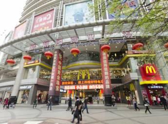 广西南宁步行街