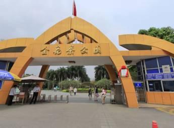 南宁市金茶花公园(一)