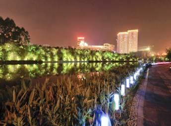 南宁民歌湖