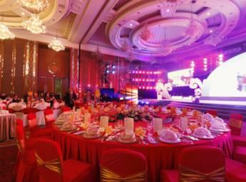 成都中国平安晚宴与中石油表彰大会
