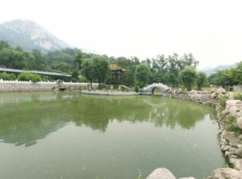 北京大杨山国家森林公园