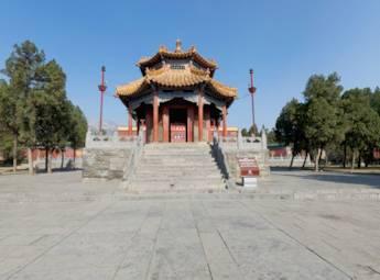 河南郑州中岳庙