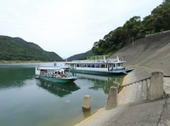 广西百色市澄碧湖风景区