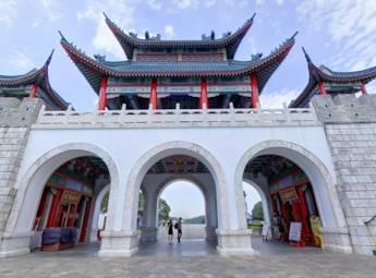 广西桂林乐满地主题乐园