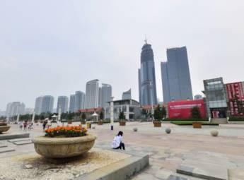 烟台滨海广场