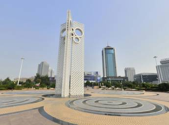 潍坊世界风筝都纪念广场