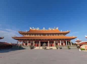 湄洲岛妈祖庙