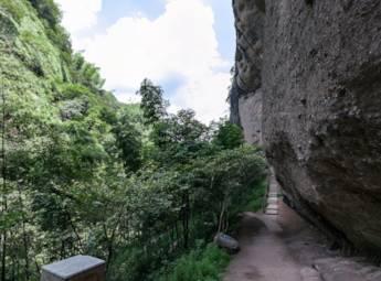 泰宁金湖寨下大峡谷景区