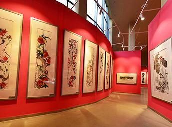 河南龙门博物馆