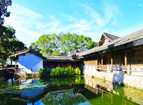 楠溪江-蒼坡古村