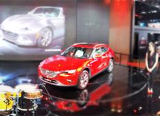 2016第十四届北京国际车展(五)