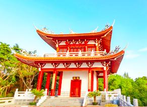 福州湄洲岛妈祖庙