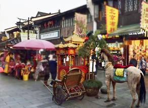 【VR】杭州河坊街