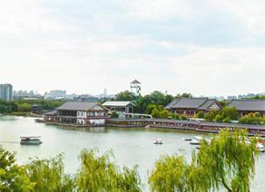 【VR】西安曲江寒窑遗址公园