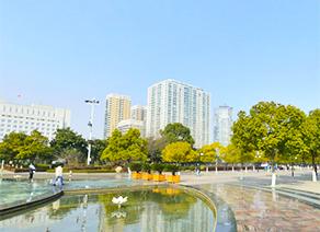 【VR】武汉滨江公园