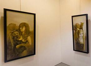 【VR】第十八届北京国际艺术博览会