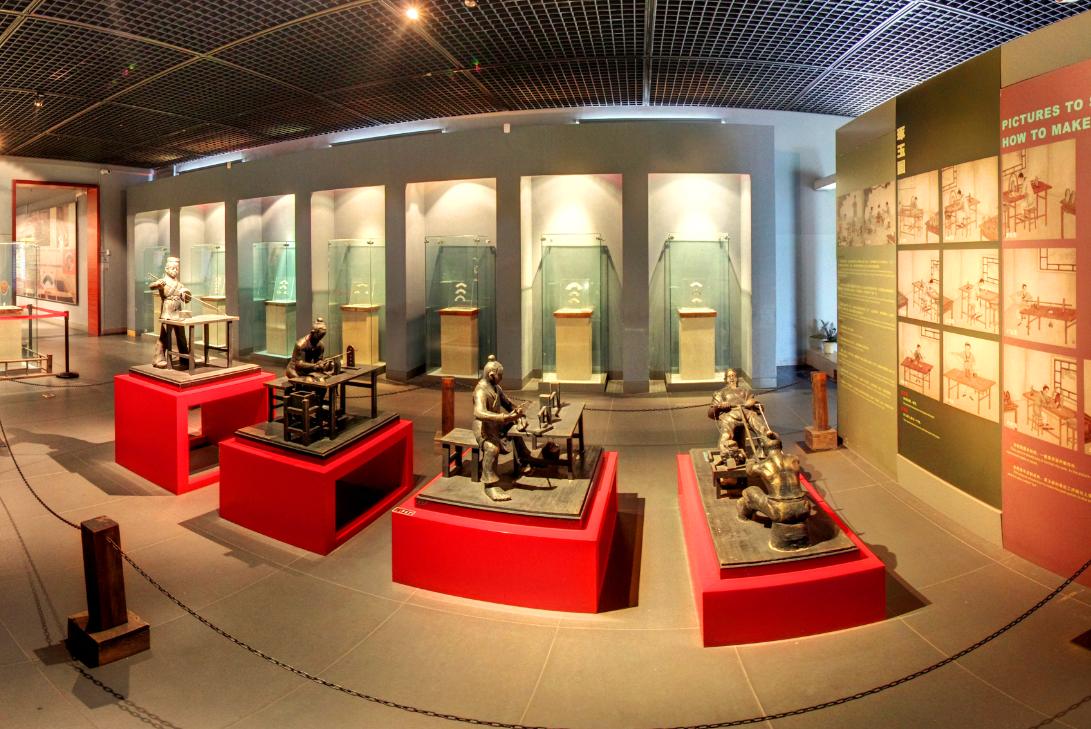 【VR】荆州博物馆