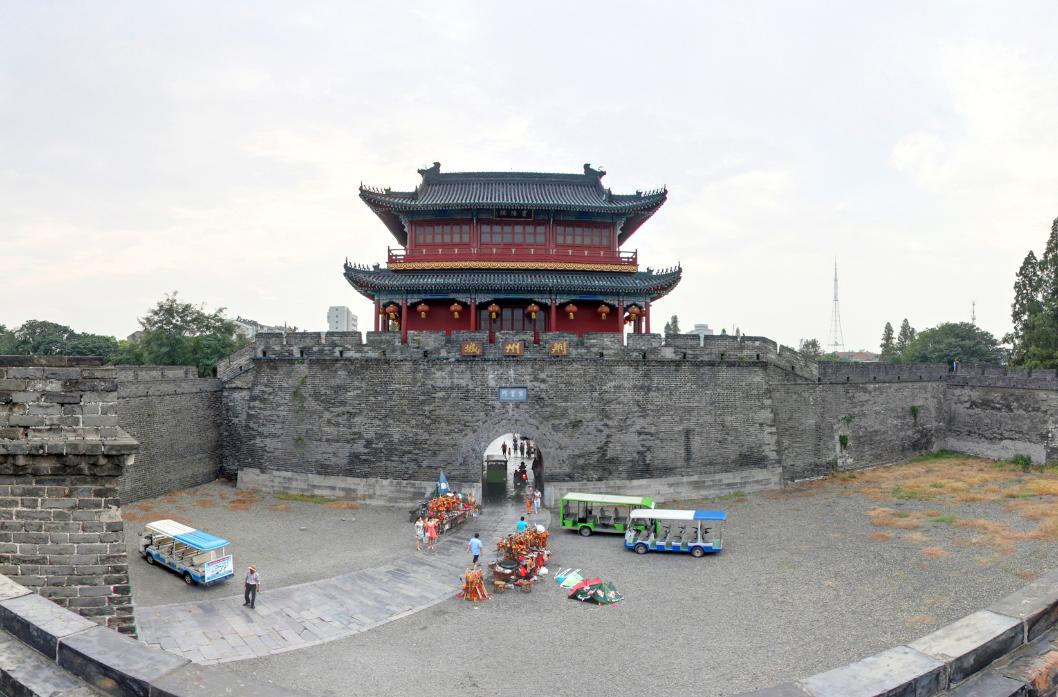 【VR】荆州古城文化旅游区