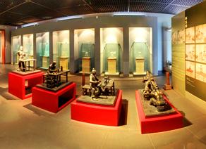 【VR】湖北荆州博物馆