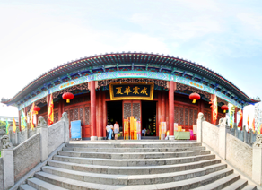 【VR】湖北荆州古城文化旅游区