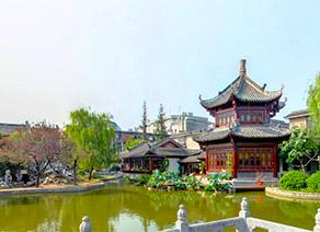 【VR】湖北襄阳米公祠景区