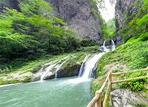 【VR】湖北十堰野人谷景区