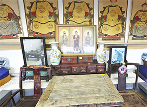 【VR】怀柔喇叭沟门满族乡满族民俗博物馆