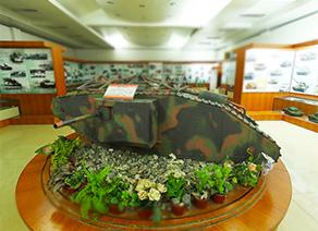 【VR】坦克博物馆