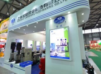 【VR】上海国际环博会