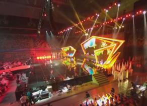 2017年中国国际技能大赛开幕式表演