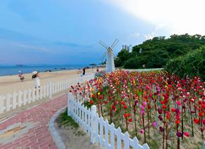 深圳玫瑰海岸婚纱摄影基地