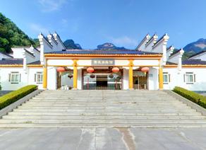湖北十堰赛武当景区