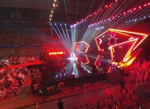 中国国际技能大赛开幕表演
