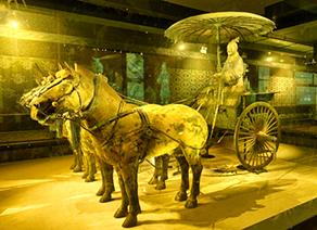 西安兵马俑博物馆