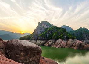铜拔山九仙湖景区